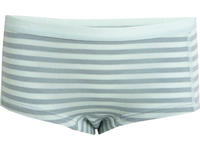 Tufte Wear Boxer Ragazza, gray mist-bleached aqua